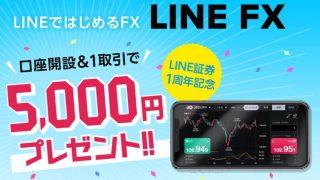 linefx キャンペーン やり方